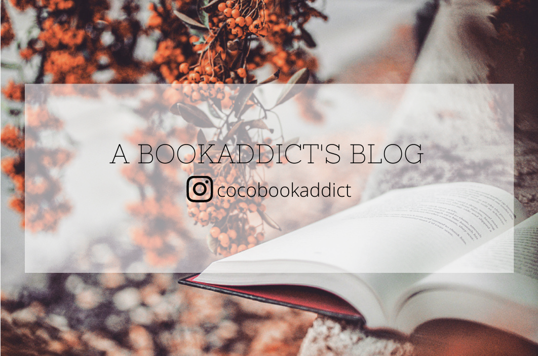 A Bookaddict's Blog